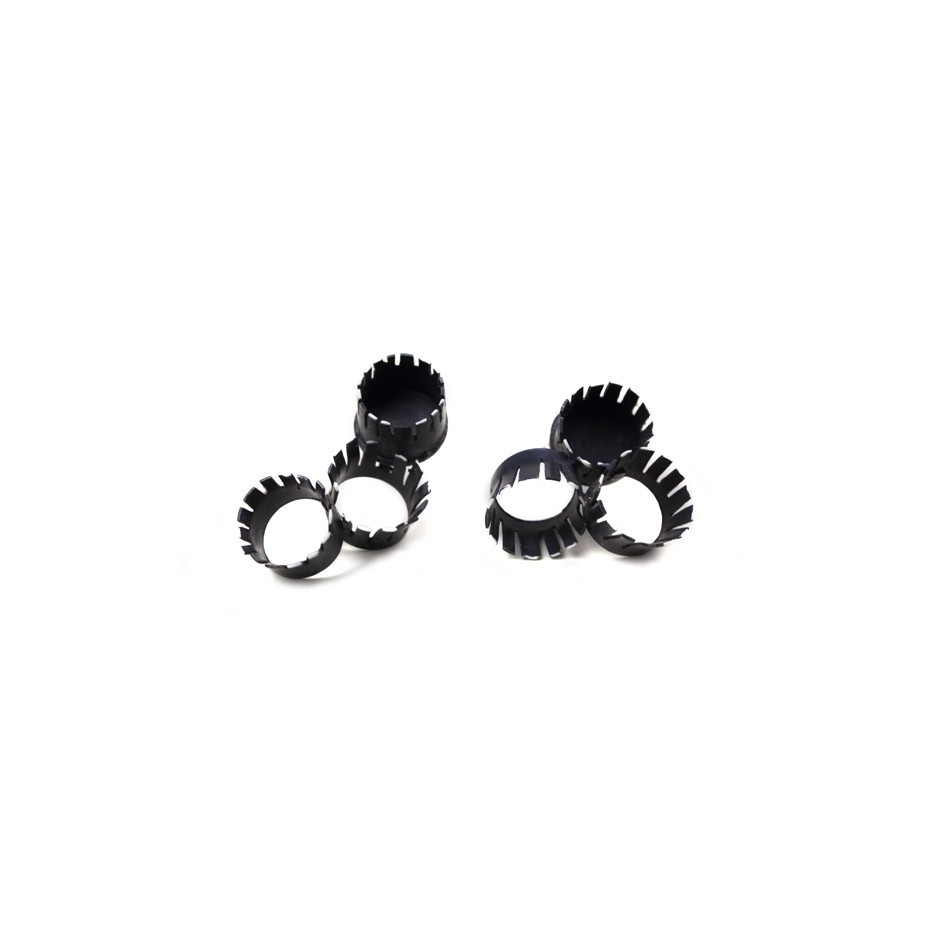 Satomi Kawai 28 - Earrings - Limited edition - Place for Myself - Pretty earrings made in oxidized silver