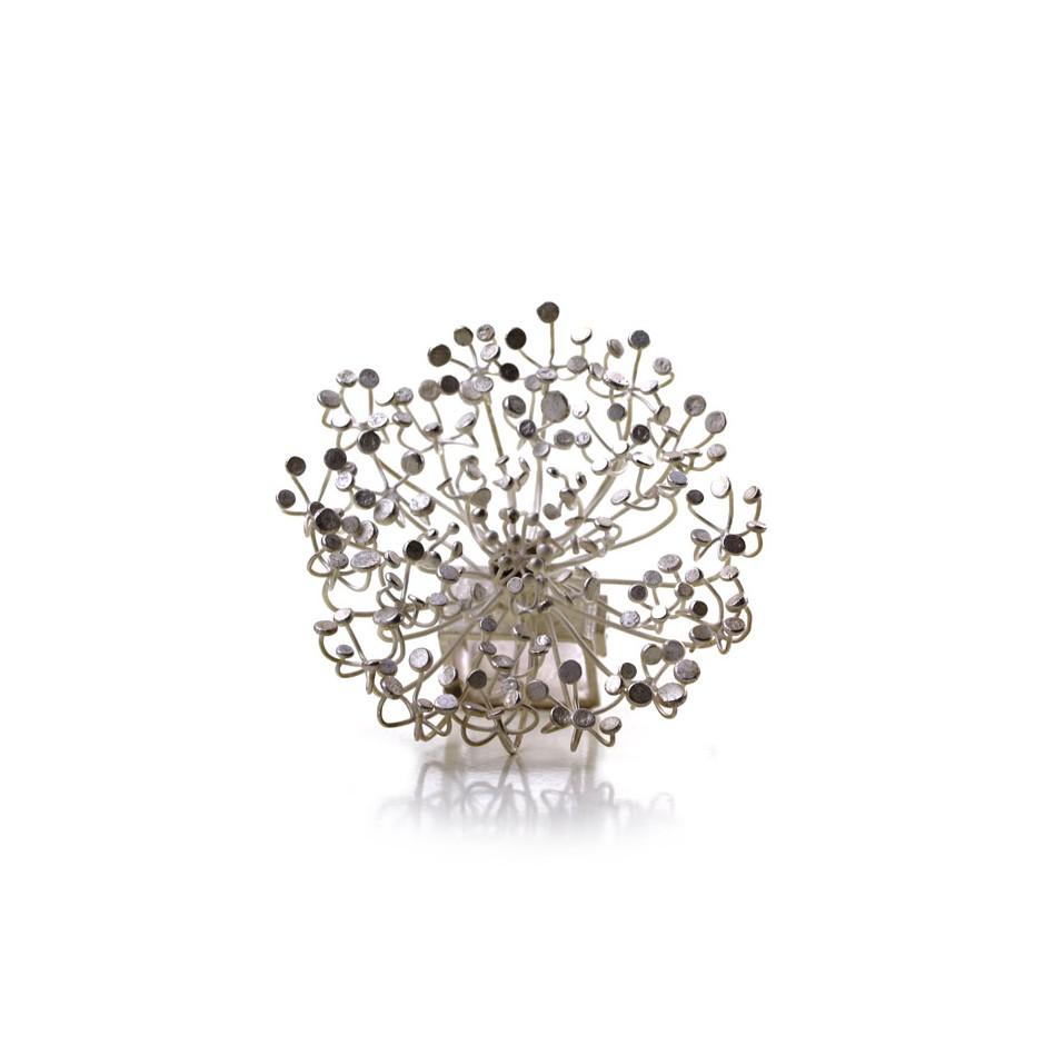 Ute Kolar 22A - Ring - Dolden - Silver