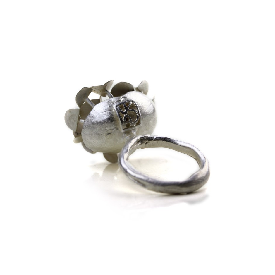 Ute Kolar 29C - Ring - Silver