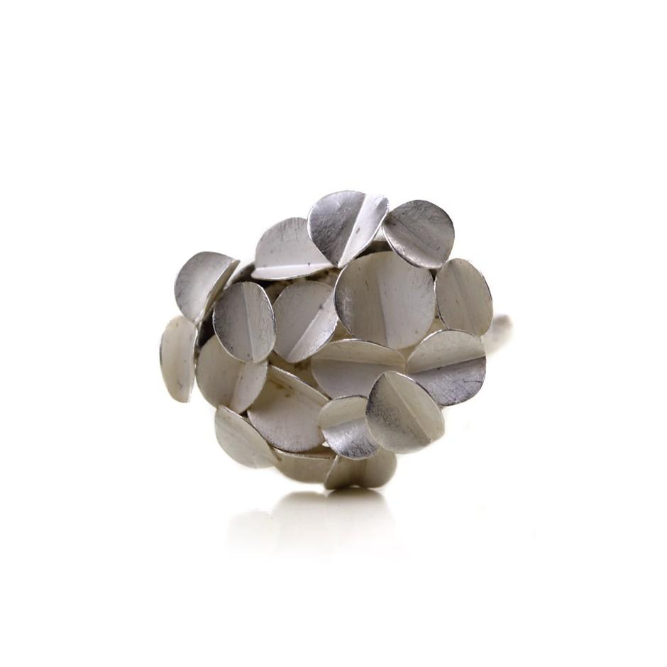 Ute Kolar 29D - Ring - Silver