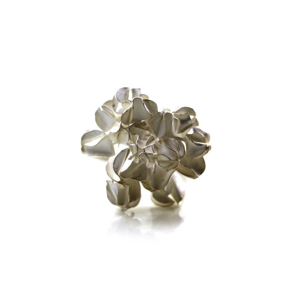 Ute Kolar 30C - Ring - Silver