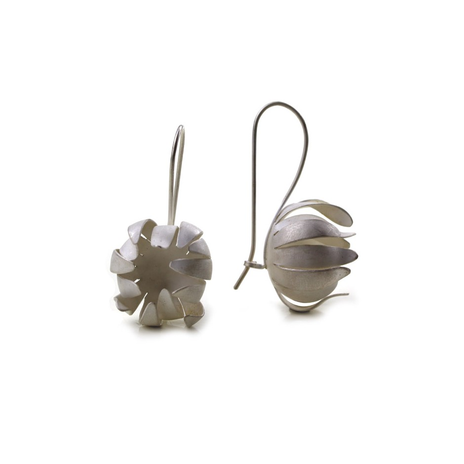 Elisabetta Duprè 27A - Earrings - Silver