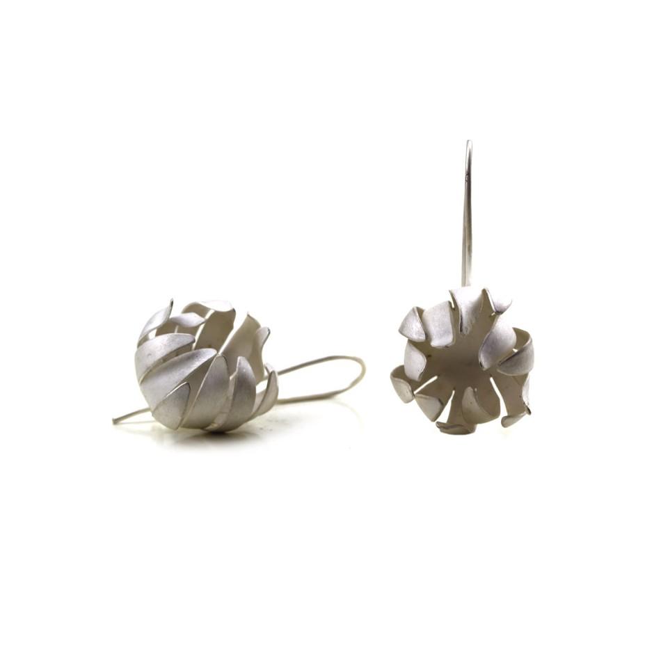 Elisabetta Duprè 27B - Earrings - Silver