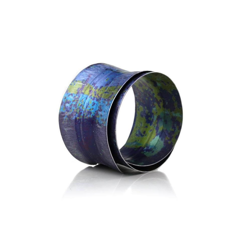 Jane Adam 14A - Bracelet - Anodized aluminum