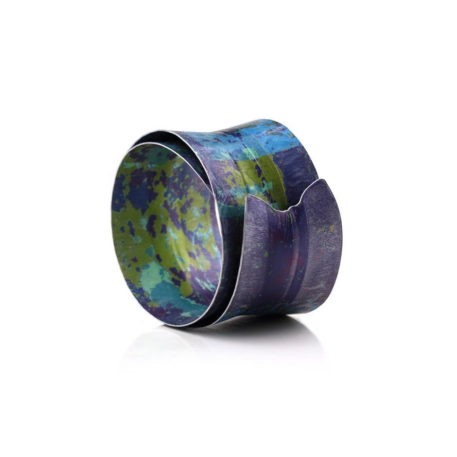 Jane Adam 14B - Bracelet - Anodized aluminum
