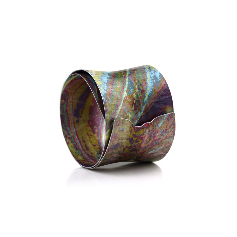 Jane Adam 15A - Bracelet - Anodized aluminum