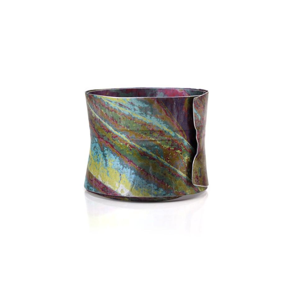 Jane Adam 15B - Bracelet - Anodized aluminum