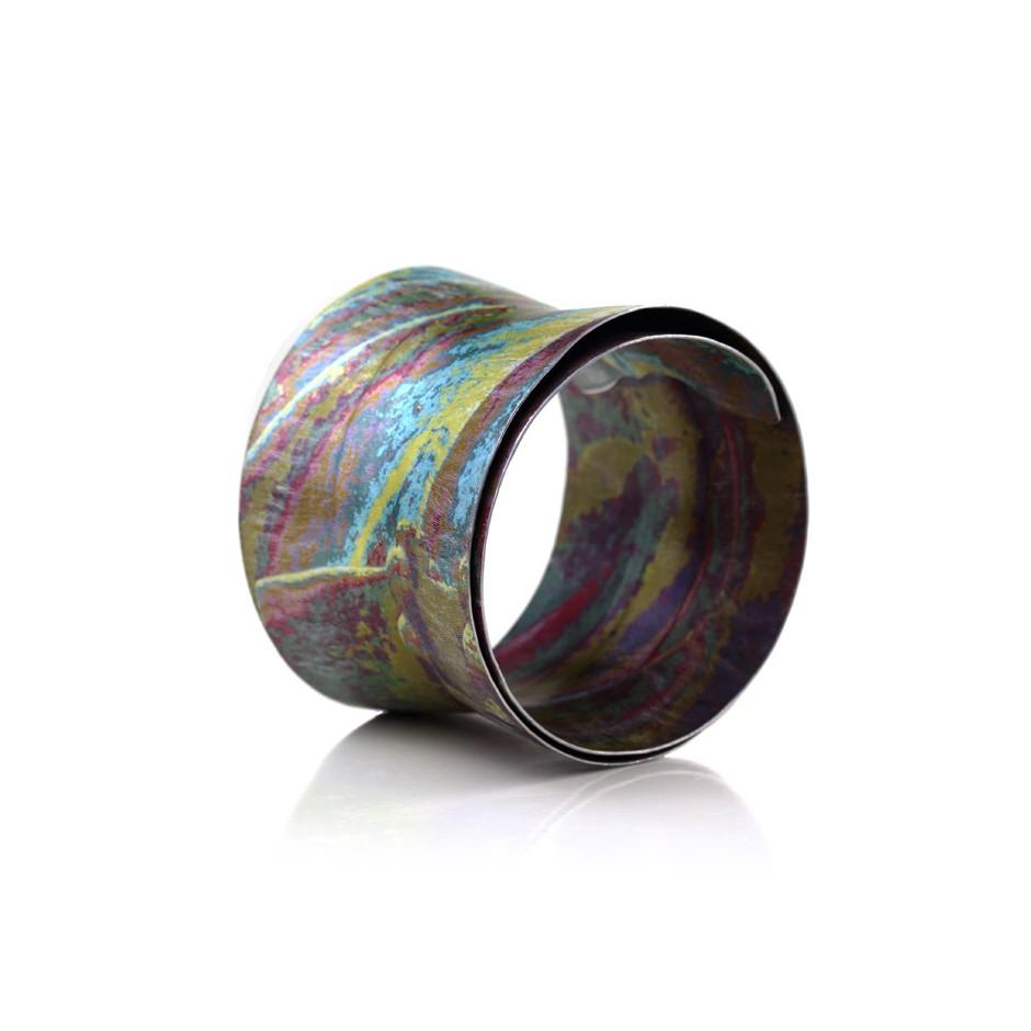 Jane Adam 15C - Bracelet - Anodized aluminum