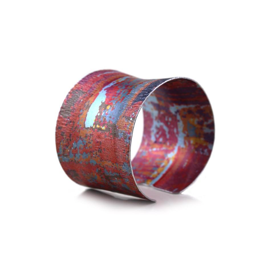 Jane Adam 20A - Bracelet - Anodized aluminum