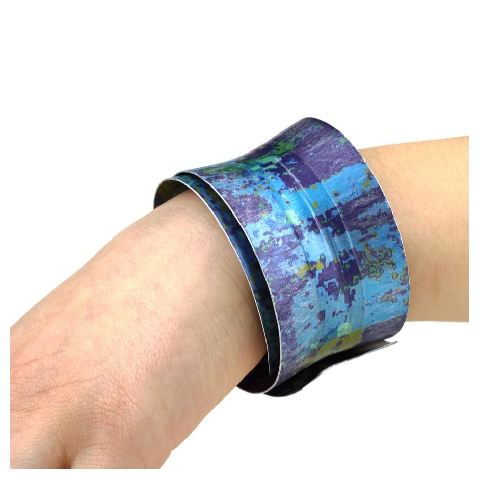 Jane Adam 14D - Bracelet - Anodized aluminum
