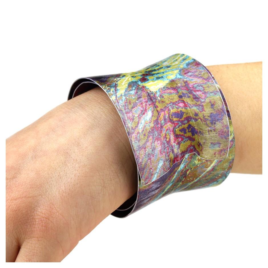 Jane Adam 15D - Bracelet - Anodized aluminum