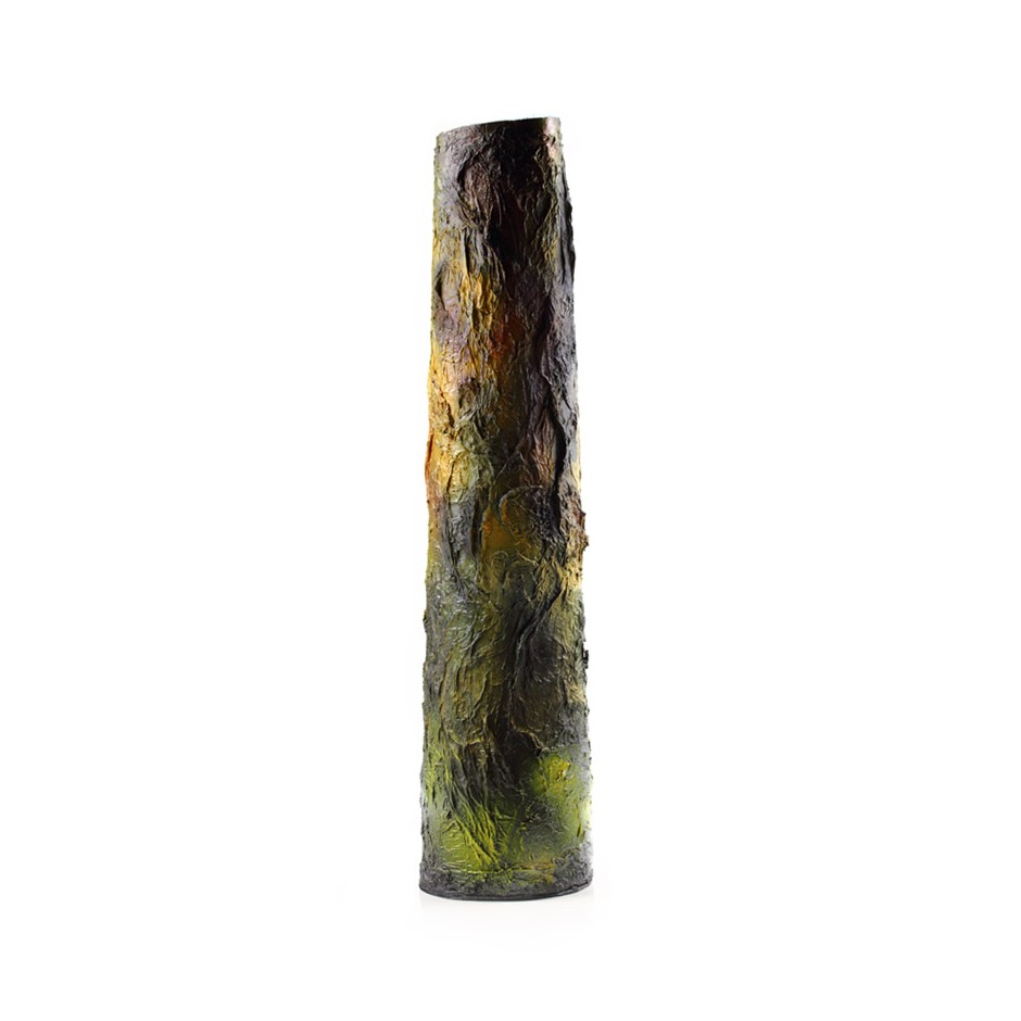 Rita Marcangelo 16VA - Vase - Paper mache, acrylics
