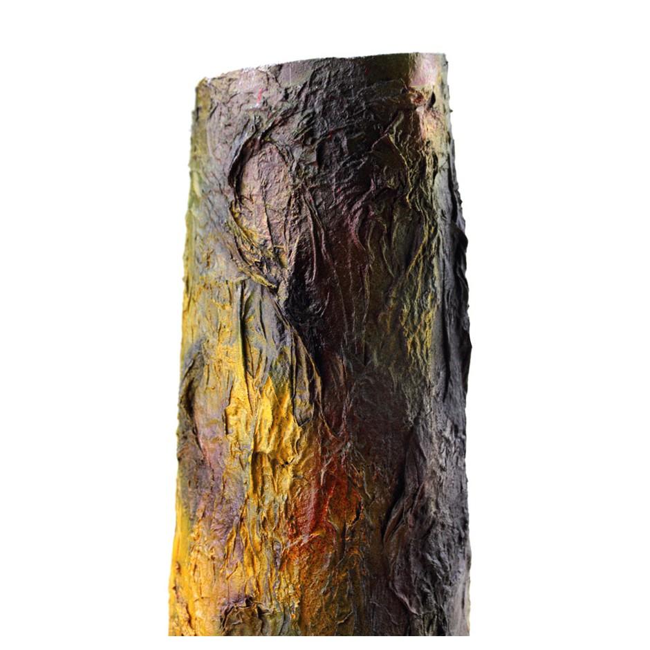 Rita Marcangelo 16VD - Vase - Paper mache, acrylics