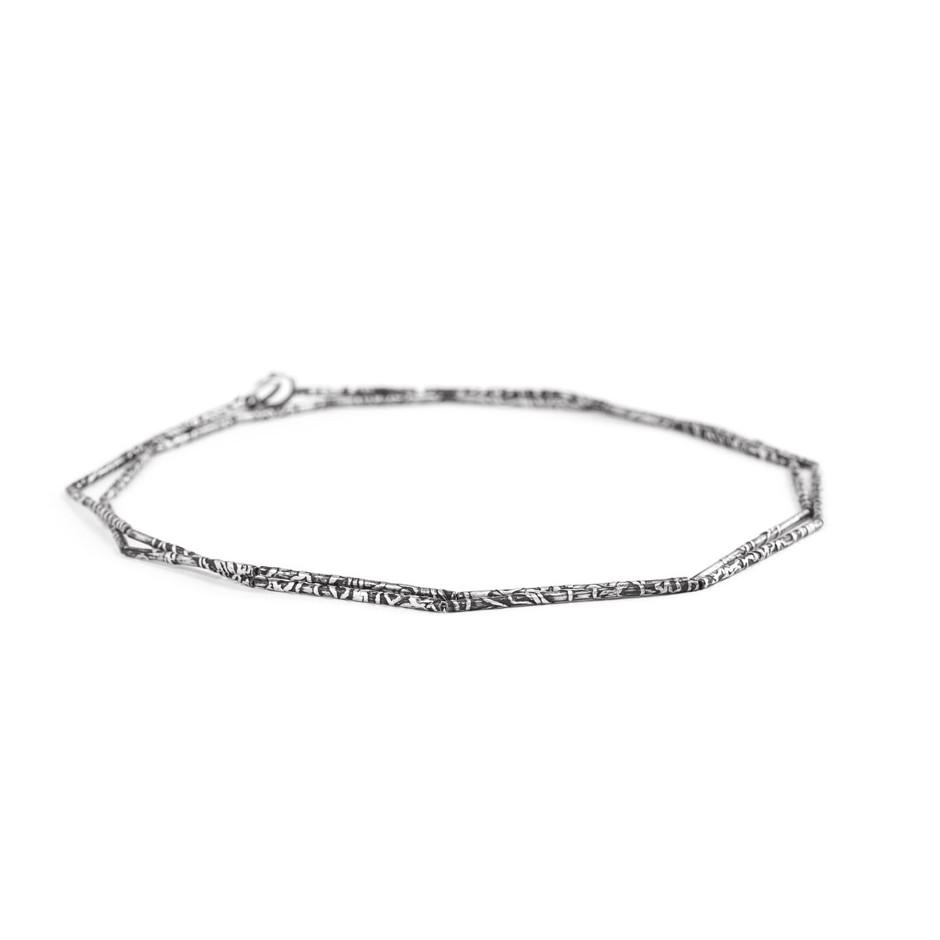 Ingrid Schmidt 04A - Necklace - Silver