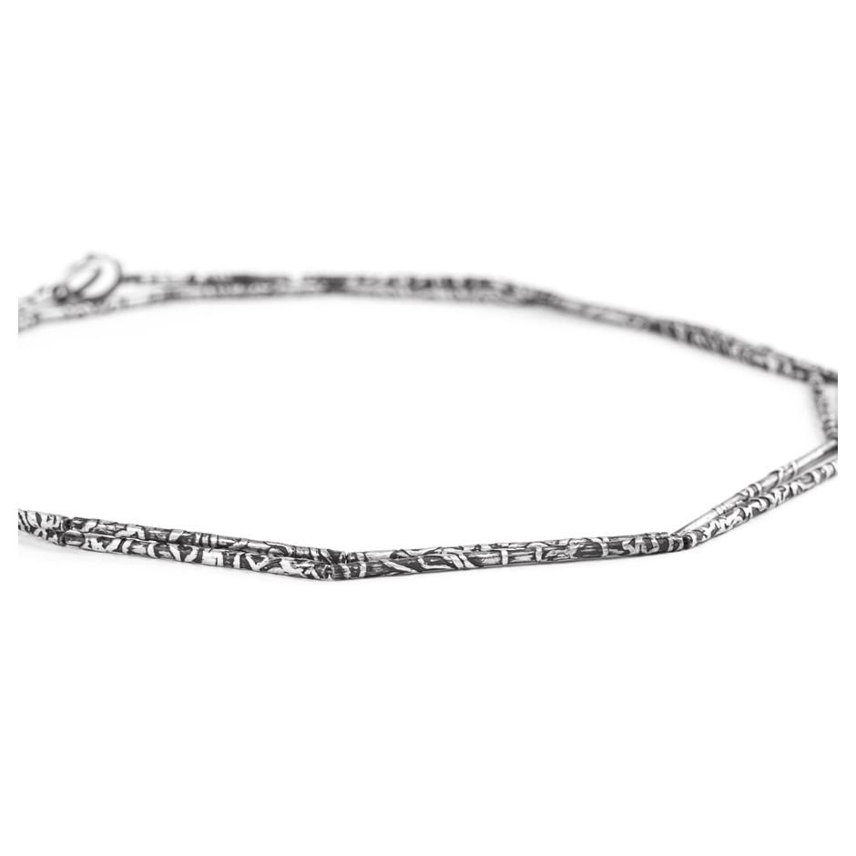 Ingrid Schmidt 04B - Necklace - Silver