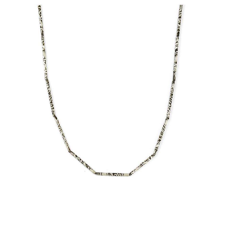 Ingrid Schmidt 04C - Necklace - Silver